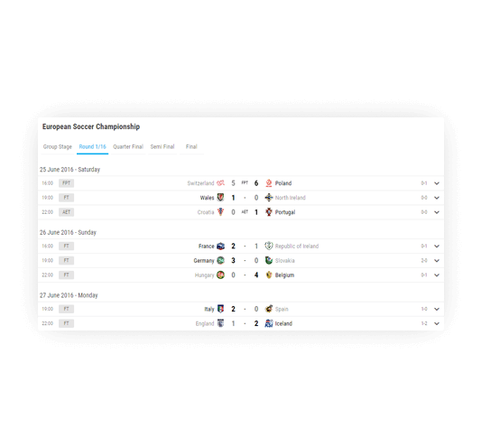 soccer fixture results detailed scores 1