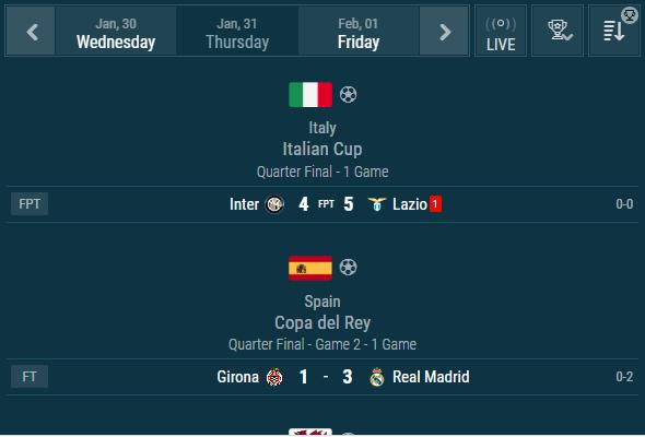 Www Livescores Com Soccer Live